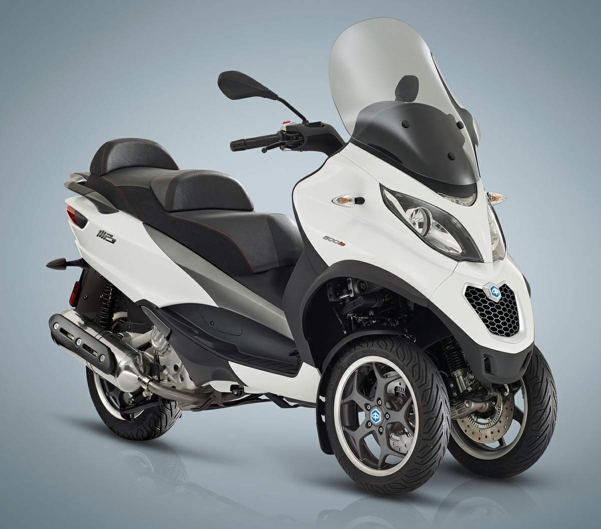 Piaggio MP3 500 Sport LT / HPE Business technical specifications